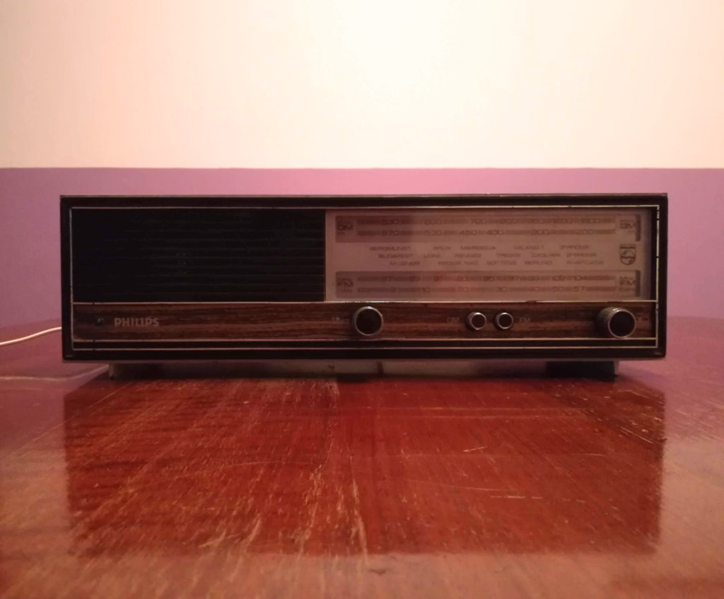 Radio Philips 19RB229