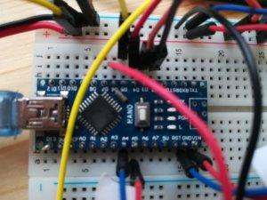 Arduinio Nano, controllerà tutte le parti