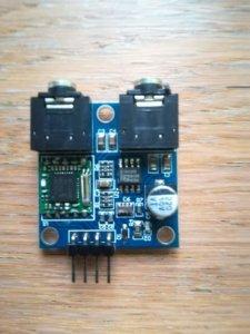 TEA5767 FM Module